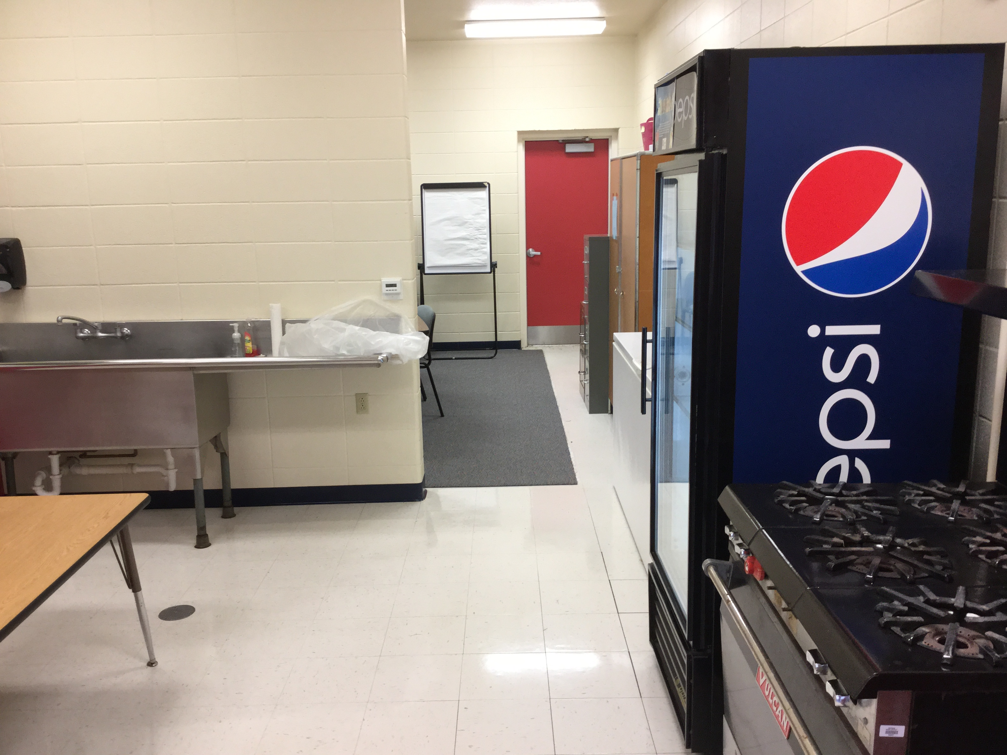 Conference Room / Concession Stand