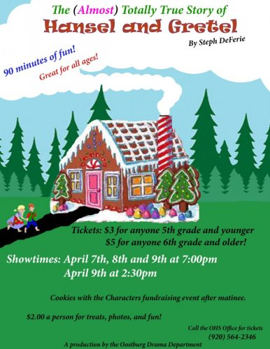 Spring Play Posters