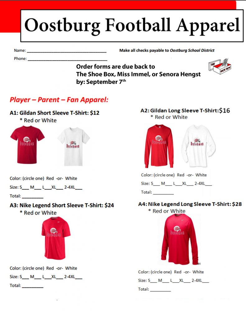 Football reorder page 1