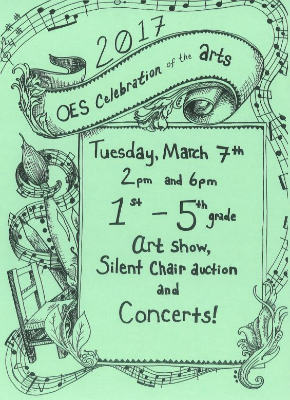 OES Celebration of the Arts