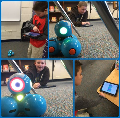Dash & Dot for the WIN!