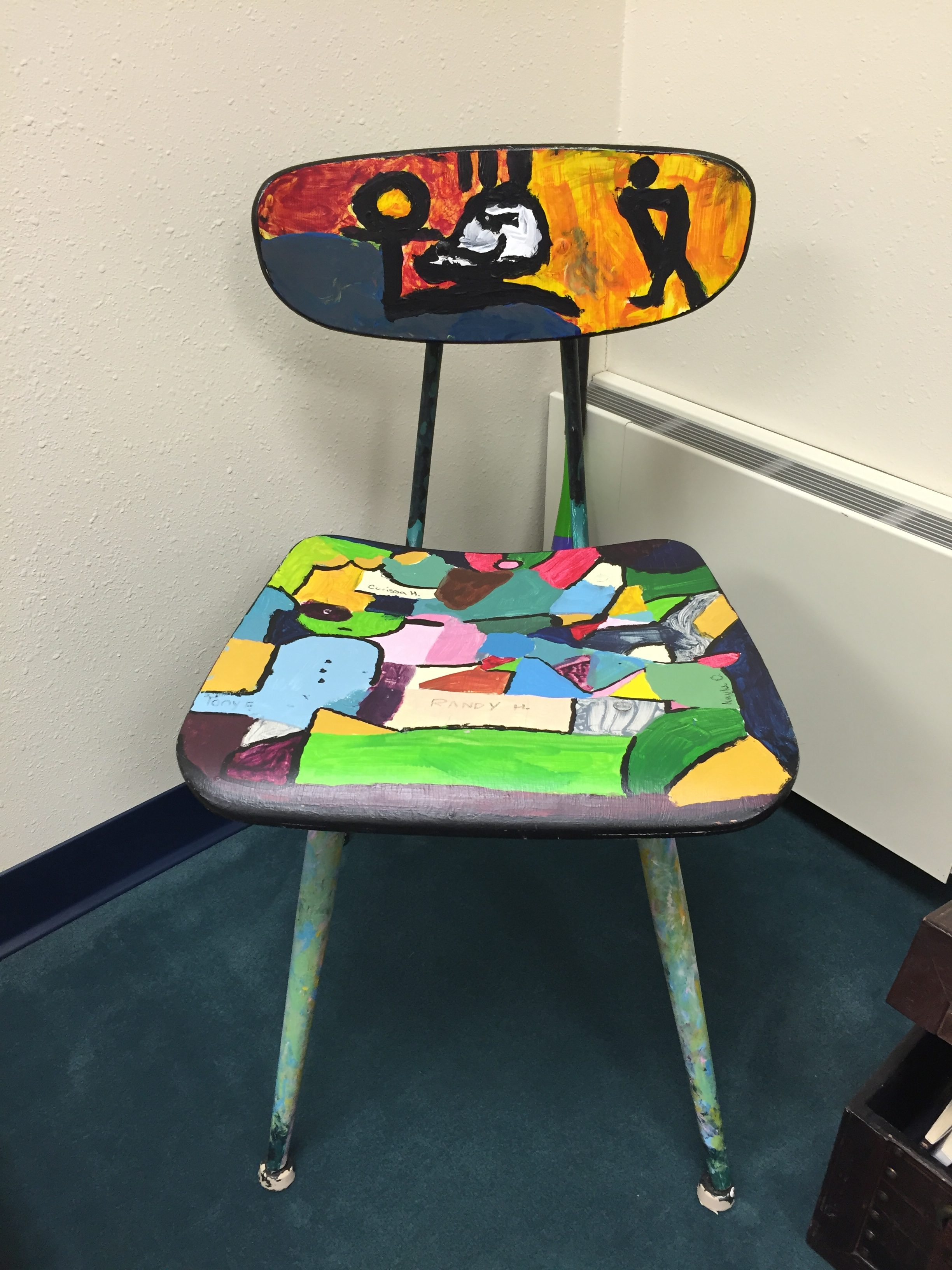 A Call for Chairs