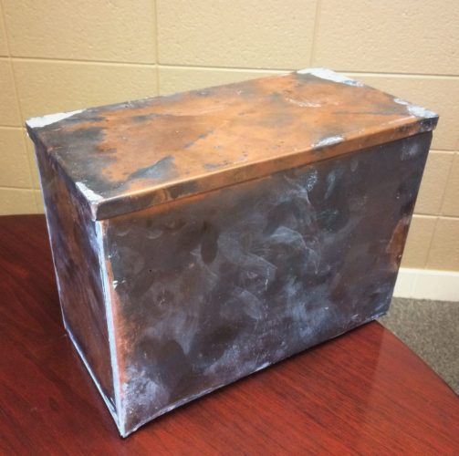 OES 1956 Time Capsule