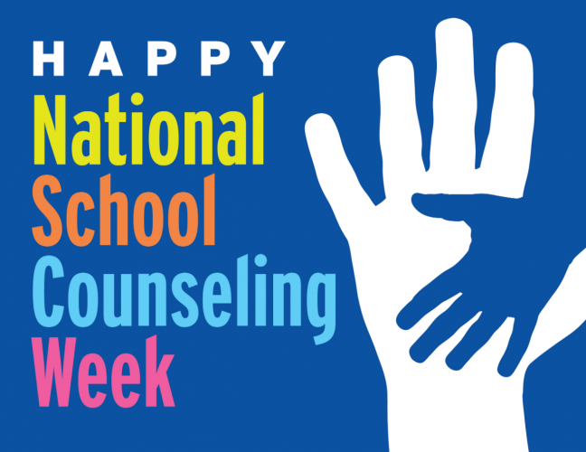 Thank You School Counselors!
