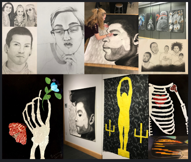 Student Art on Display